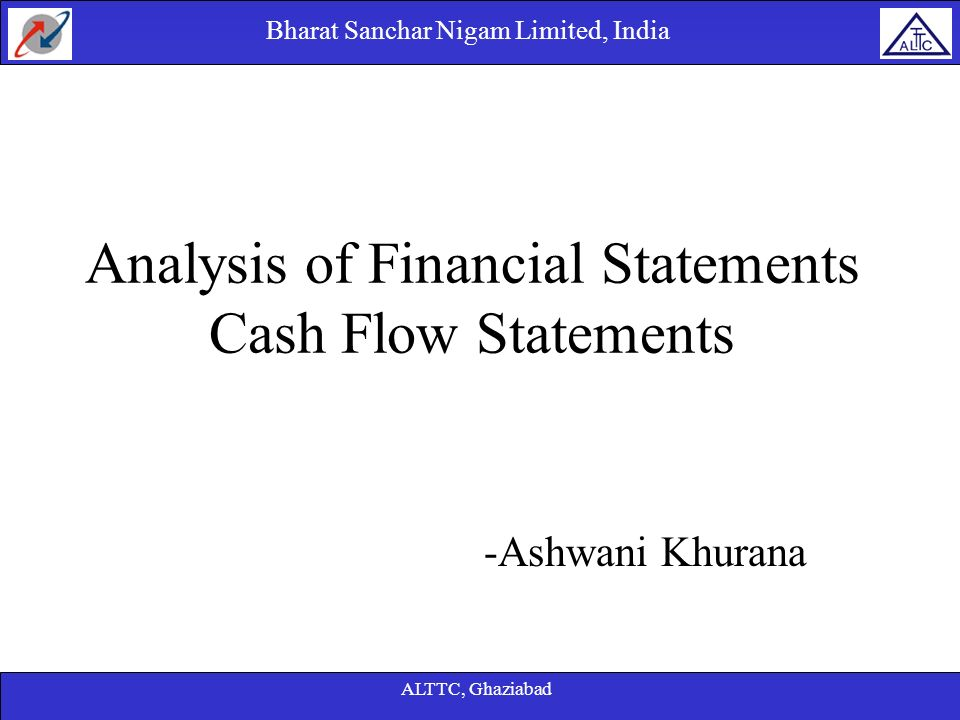 analysis of cash flow statement How to prepare a statement of cash flows wikihow account keep in mind that cash flow analysis is only a small part of analyzing a company's financial health.