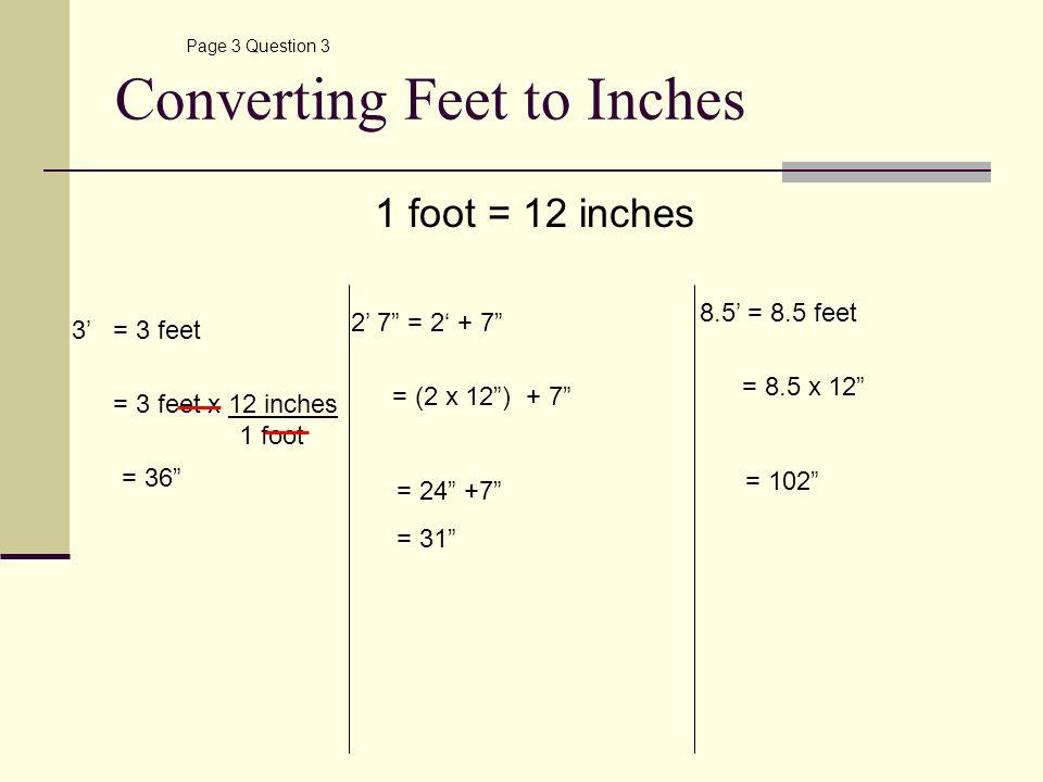 116 Inches To Feet Wwwpicsbudcom