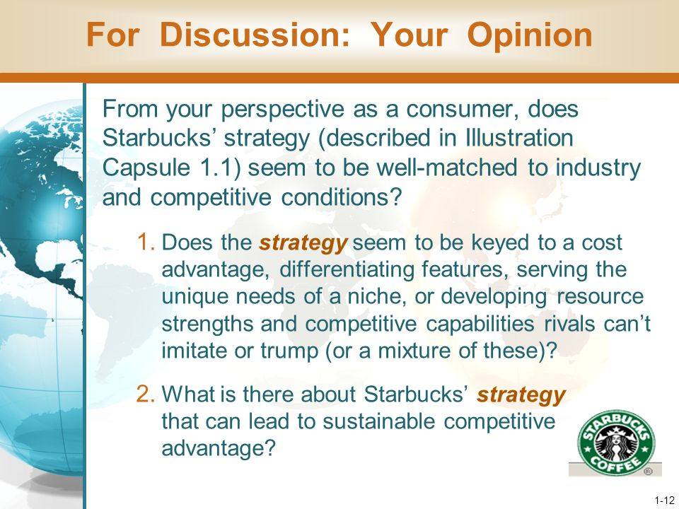 a discussion on consumer target strategy of grocery stores To the ultimate consumer distribution is often a much which retail stores can position themselves one strategy grocery stores.
