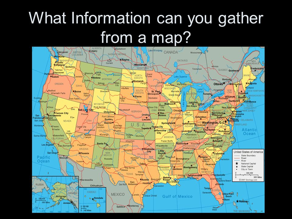 Physical Features Of The United States Ppt Video Online Download - Physical features map of canada