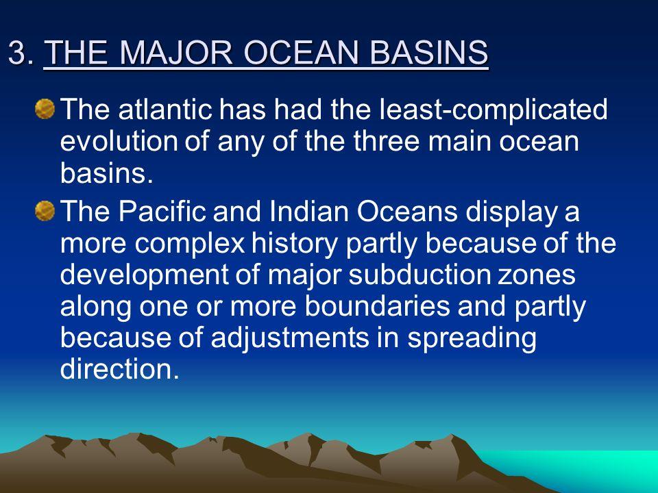 THE EVOLUTION OF OCEAN BASINS - ppt video online download