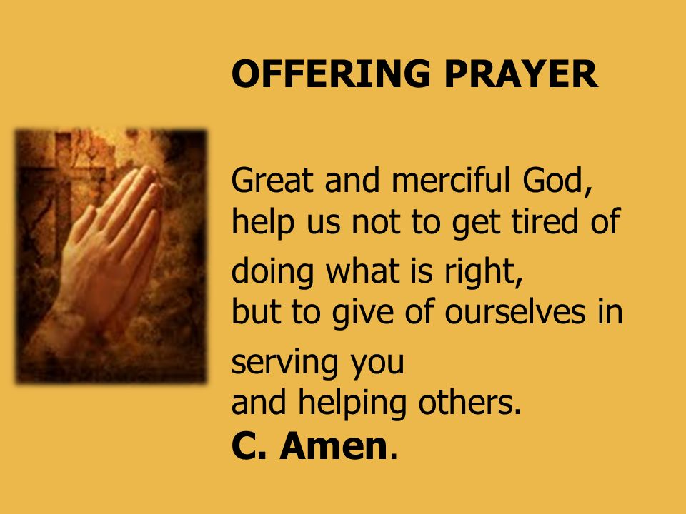 WELCOME to St. Peter's Sunday Worship - ppt video online ...