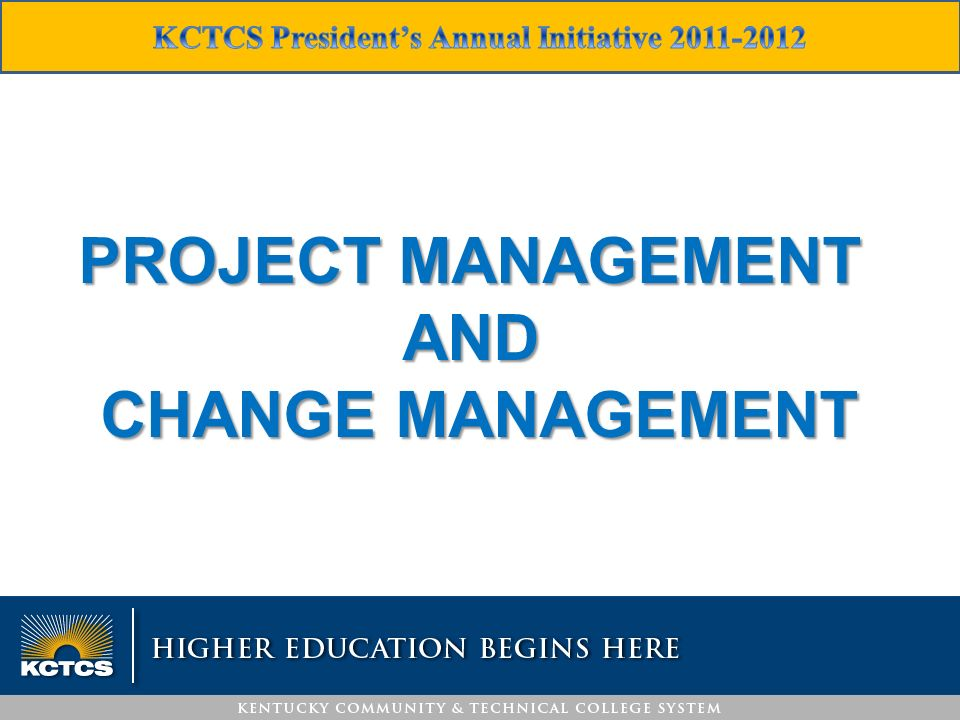 project change management ptcl Using 5 key elements in change management will define good project outcomes decide on the goal, the team, the what, the rules and the future articles includes a sample download for you to write your own procedures (download link can be found 3/4s of the way through the article).