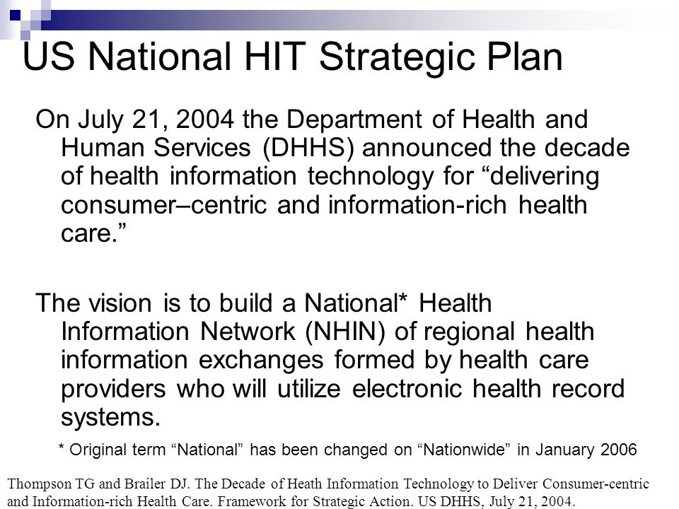 Department of health national nursing strategy