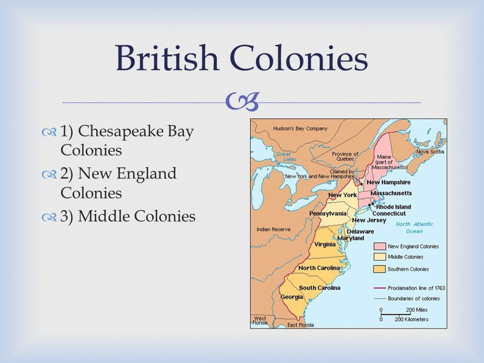 chesapeake vs new england colony development The three colonial regions of early america, the new england, middle, and southern colonies, had distinctly varied characteristics and histories.