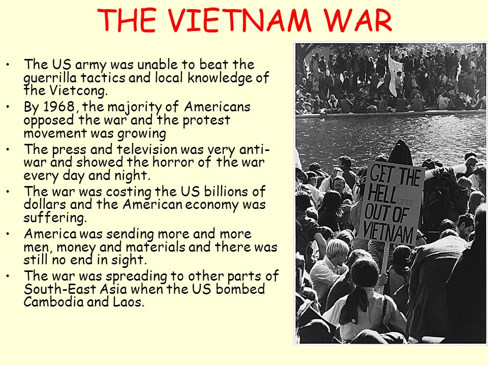 Why did many Americans oppose US involvement in the Vietnam War? Essay Sample