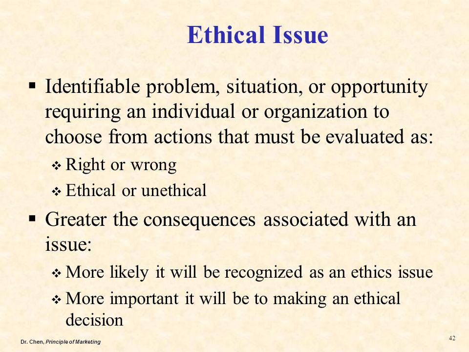 unethical marketing and its consequences Discover the 12 examples of business ethics marketing create a course you need to clearly define and communicate to your employees the consequences of being.