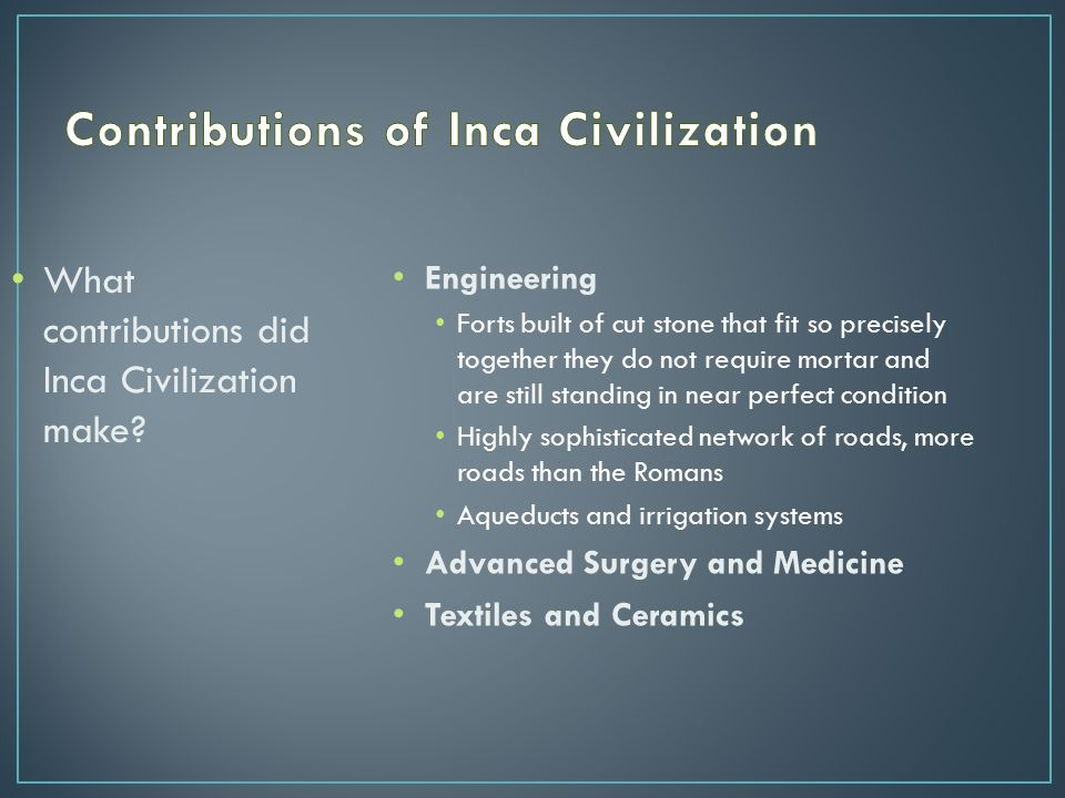 Civilizations of Meso-America - ppt download