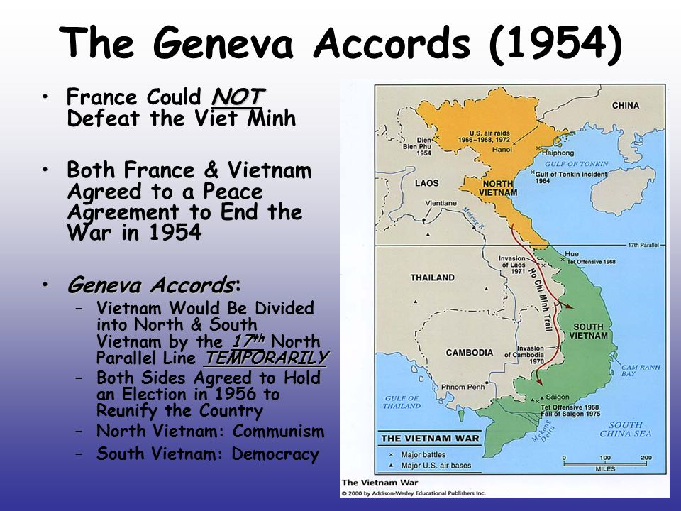 North Vietnam And Geneva Peace Agreement College Paper Writing