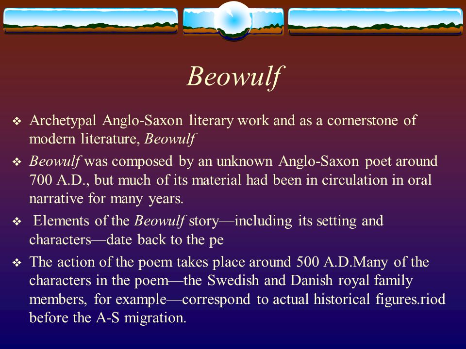 beowulf a look at its society Start studying beowulf ncs english 7-8 learn vocabulary beowulf is made to look supernatural defined the value of society and culture.