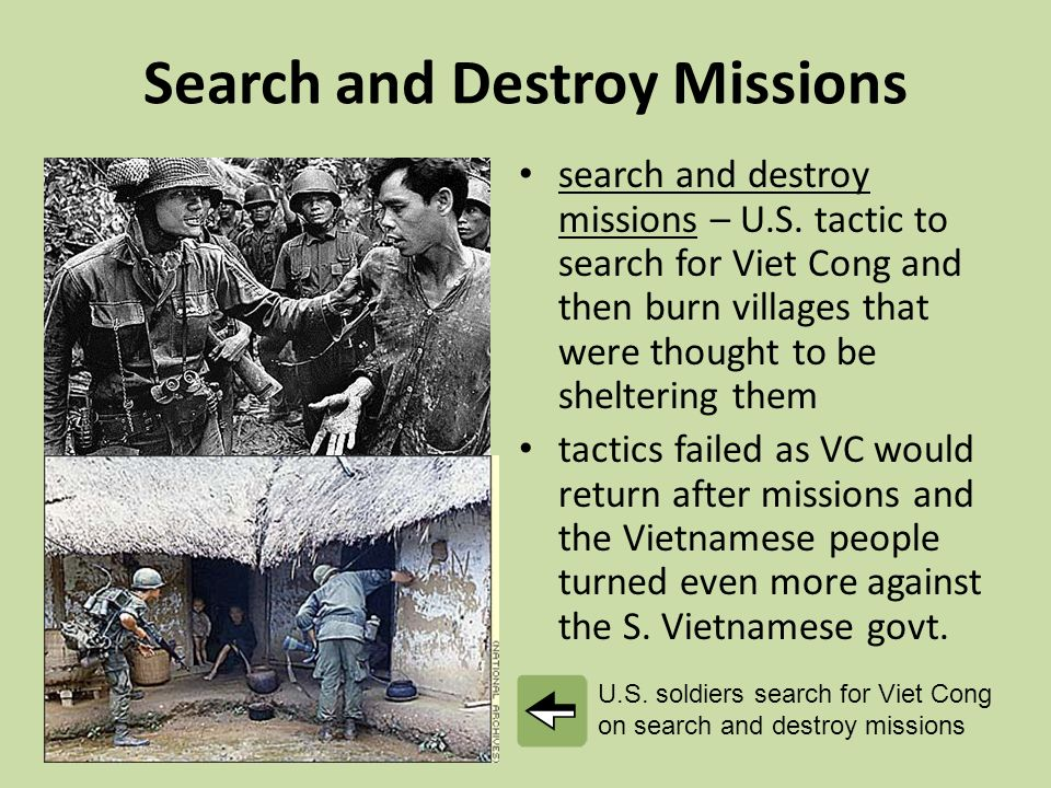 """Escalation in Vietnam"" - ppt download"
