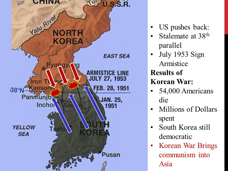 the korean war causes effects and the united nations video