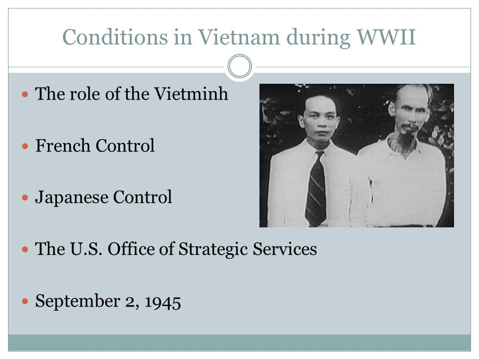 the genesis and outcome of the vietnam conflict The vietnam war also known as the second indochina war, and in vietnam as  the resistance  1621 views on the war 1622 cost of the war 1623 impact  on the us military 163 effects of us chemical defoliation 164 casualties  165.
