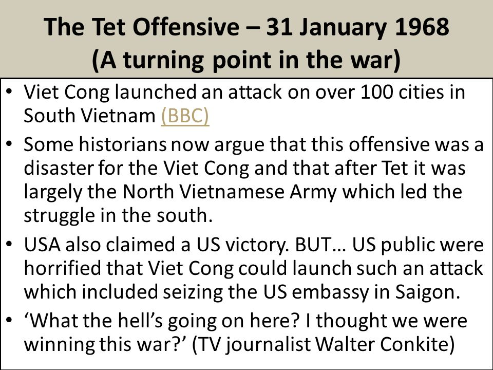 north viet se usa struggle the strategies ppt video online the tet offensive 31 1968 a turning point in the war
