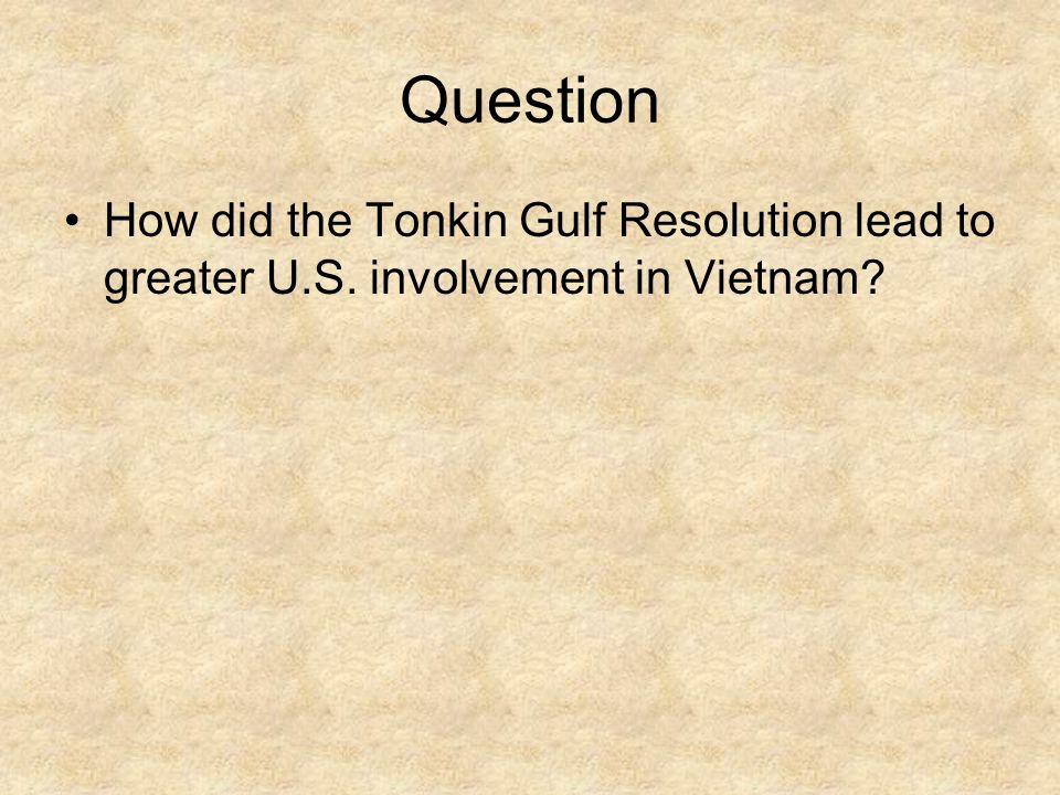 u s involvement in vietnam essay The vietnam war (1965-1973) was a conflict fought in south vietnam between the government forces, aided by the united states, and the guerri.