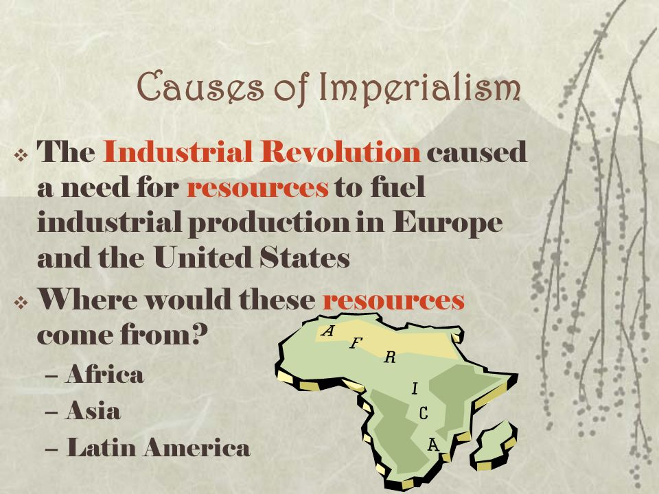 causes and consequences of new imperialism on europeans and africans What were the positive effects of the colonialism africans obtained new and better what were the negative effects of the colonialism in africa what caused them.