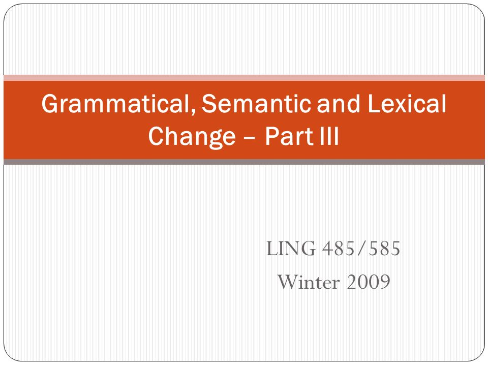 lexical and grammatical meaning pdf
