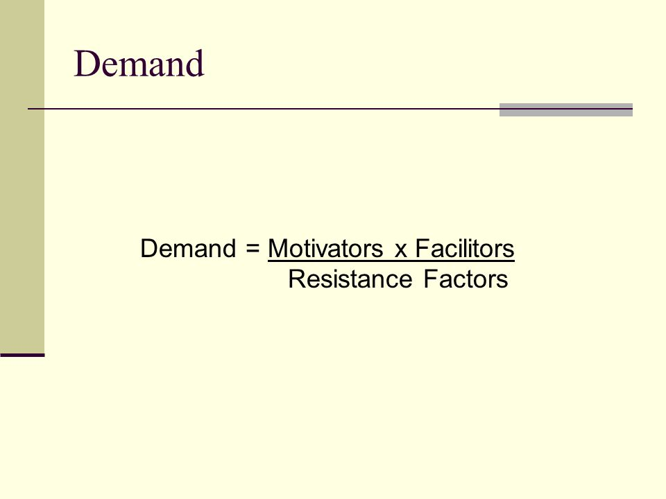 analysis of factors affecting the demand Turner, lindsay w and witt, stephen f (2001) factors influencing demand for  international tourism: tourism demand analysis using structured.