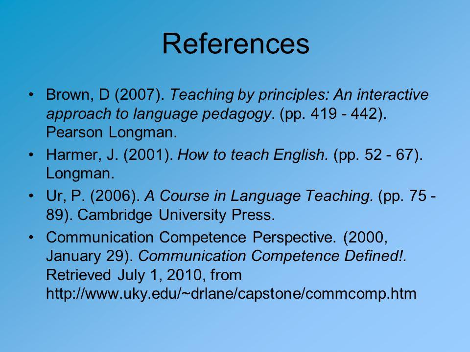harmer 2007 how to teach english