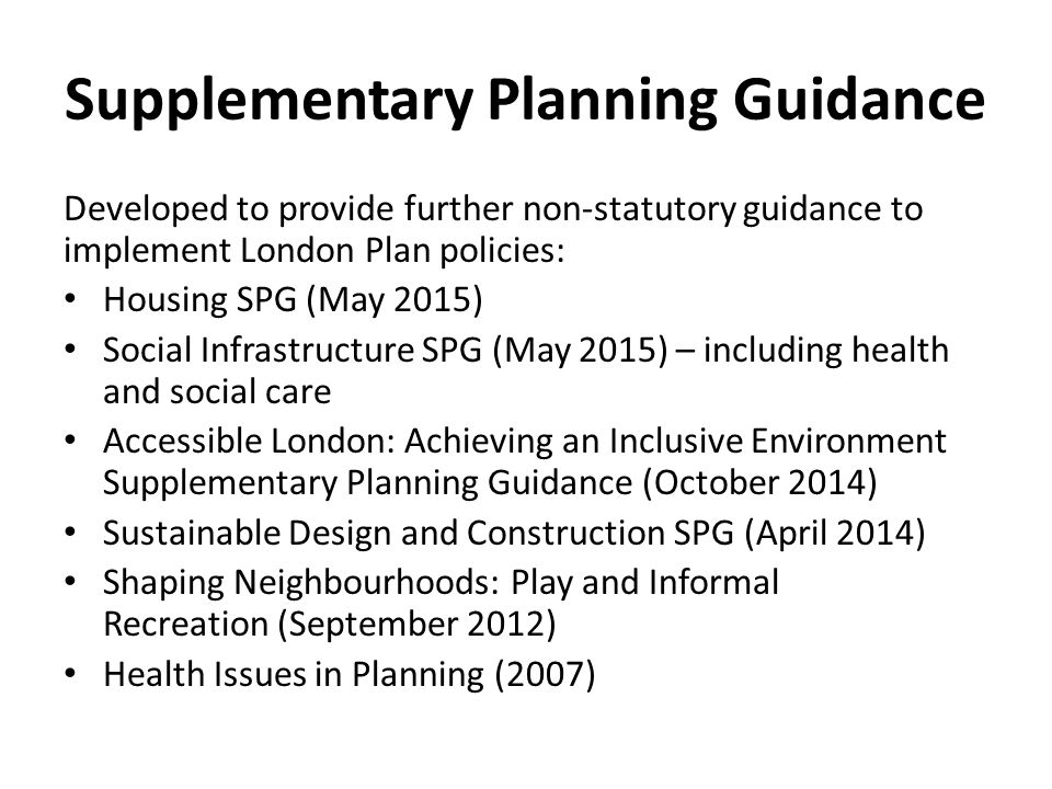 Introduction to Planning for Health for Public Health Professionals ...