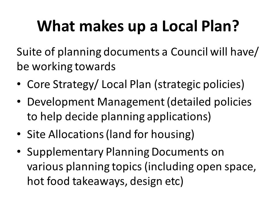 Introduction to Planning for Health for Public Health ...