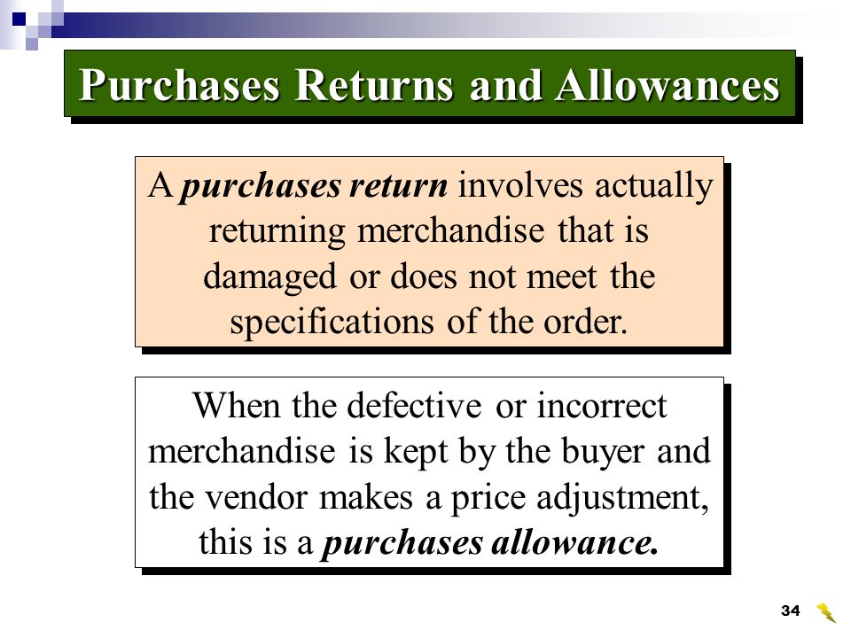 Image Result For Accounting For Vendor Allowances