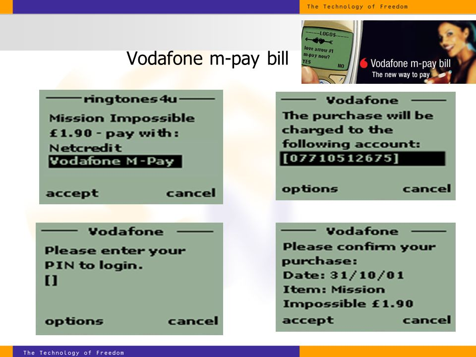 How Do I Pay Vodafone Postpaid Bills Online After Porting