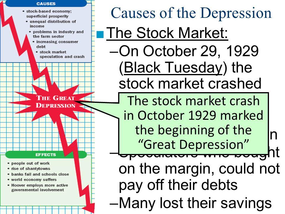 The Great Depression U...