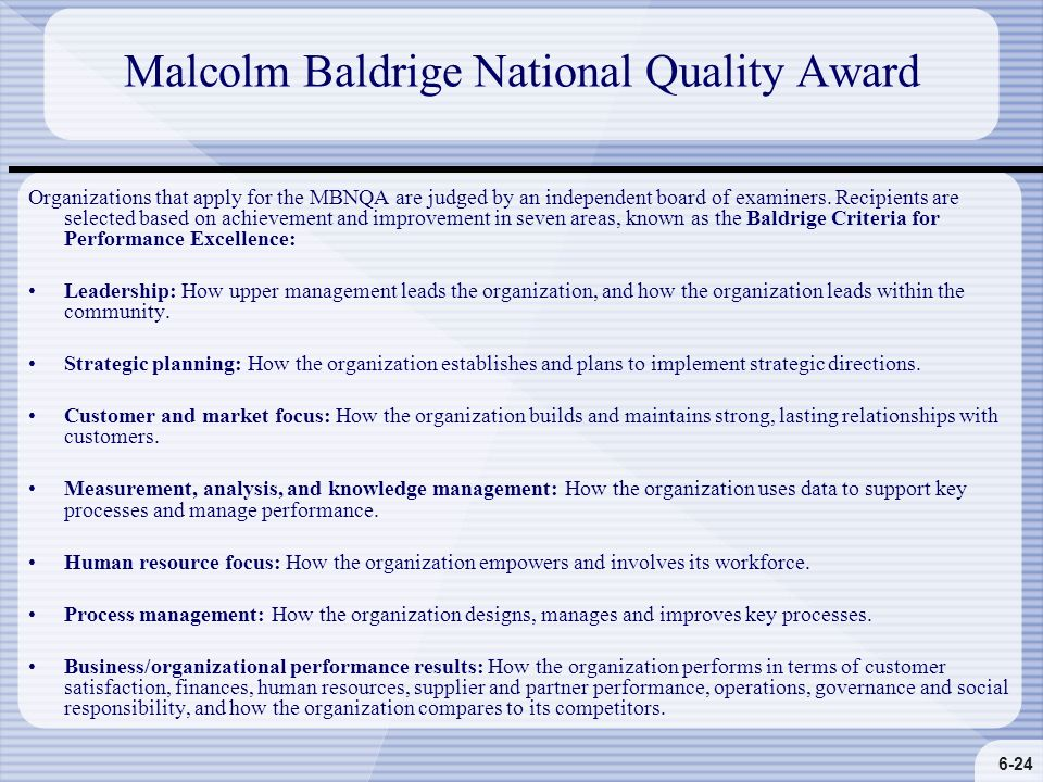 """malcolm baldrige national quality award case study 47% more of its gdp on health care than the next highest ranking country, say studies by """" the malcolm baldrige national quality award."""