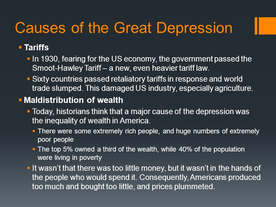 """the genesis causes and effects of the great depression in us in the 1920s """"the genesis of the great depression lay in the inflationary monetary policies of  the u s government in the 1920s it was prolonged and."""