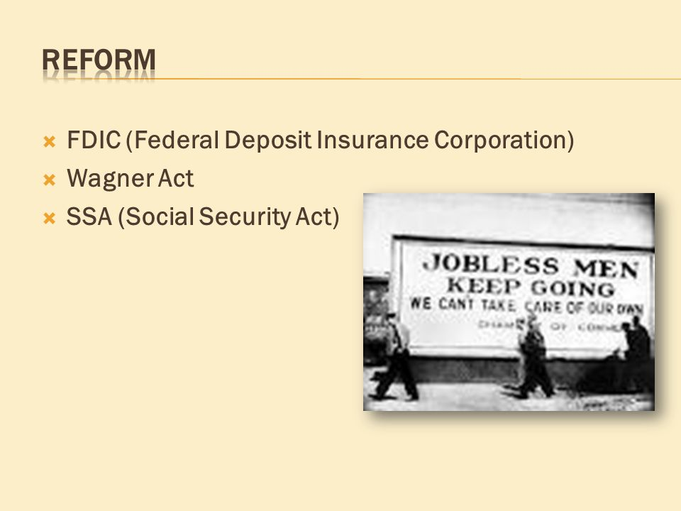 federal deposit insurance reform act of May 4, 2005 hr 1185 (109th) to reform the federal deposit insurance system, and for other purposes in govtrackus, a database of bills in the us congress.