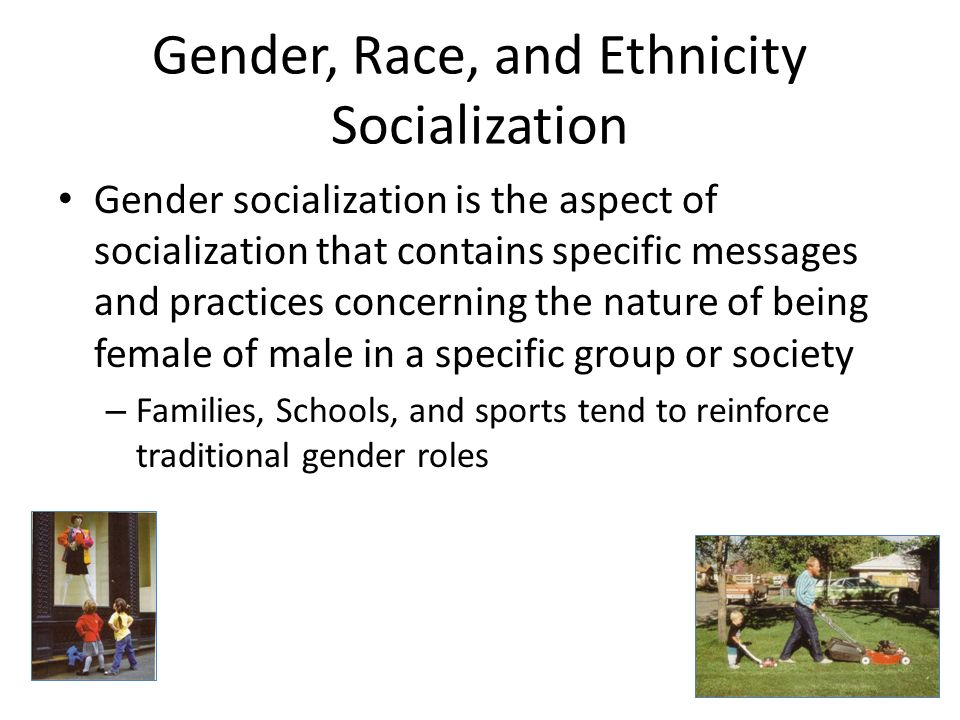 A study on race and gender aspects of society
