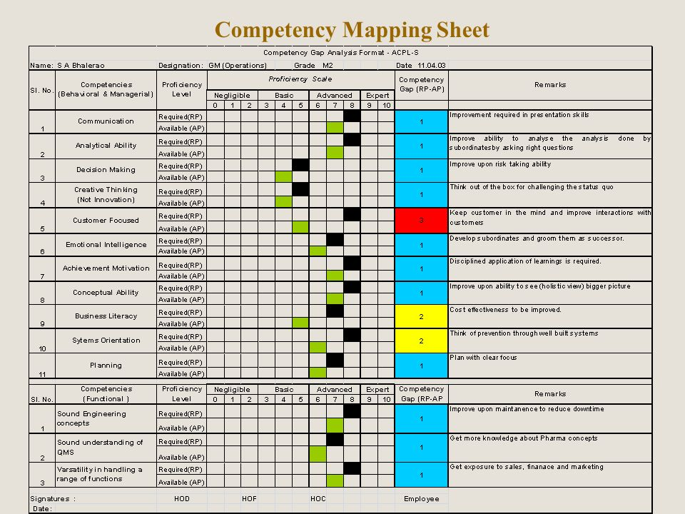 competency mapping for job analysis research paper Competency mapping conference paper (pdf available) march 2006 with 3,440 reads competency mapping abstract businesses carried out for profit or not, are facing change like respective jobs 2) from the above job analysis, a competency based job description can be.