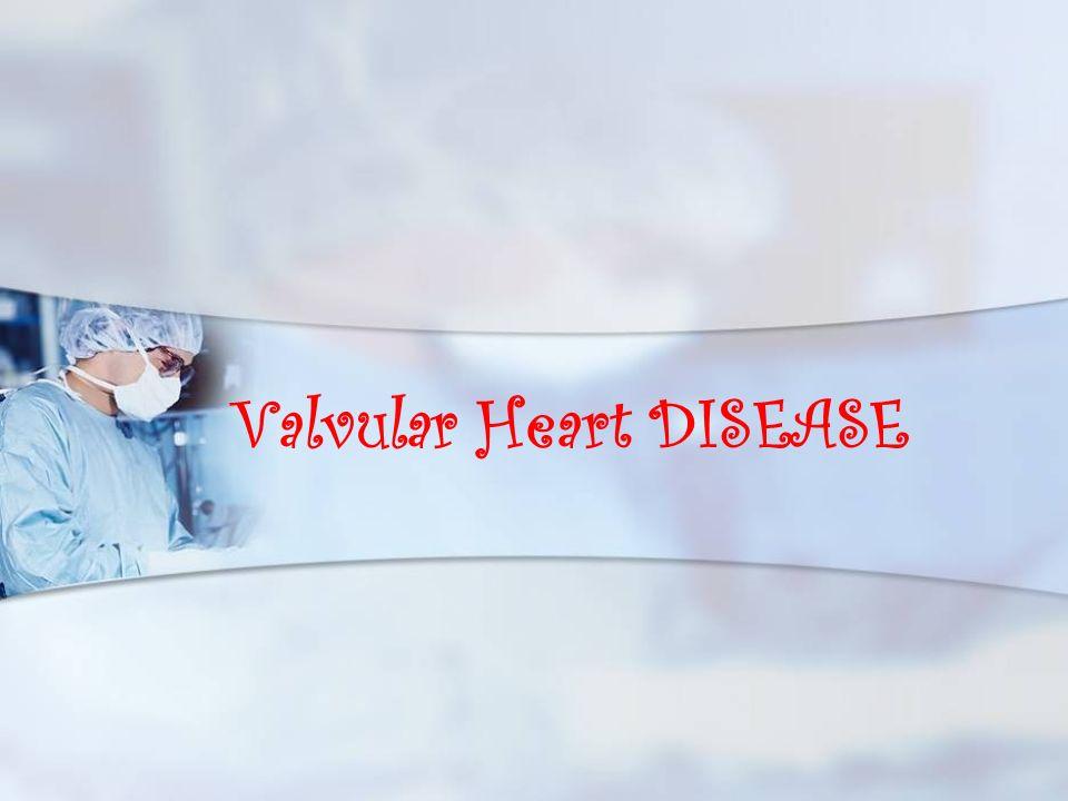 acquired valvular heart disease pdf