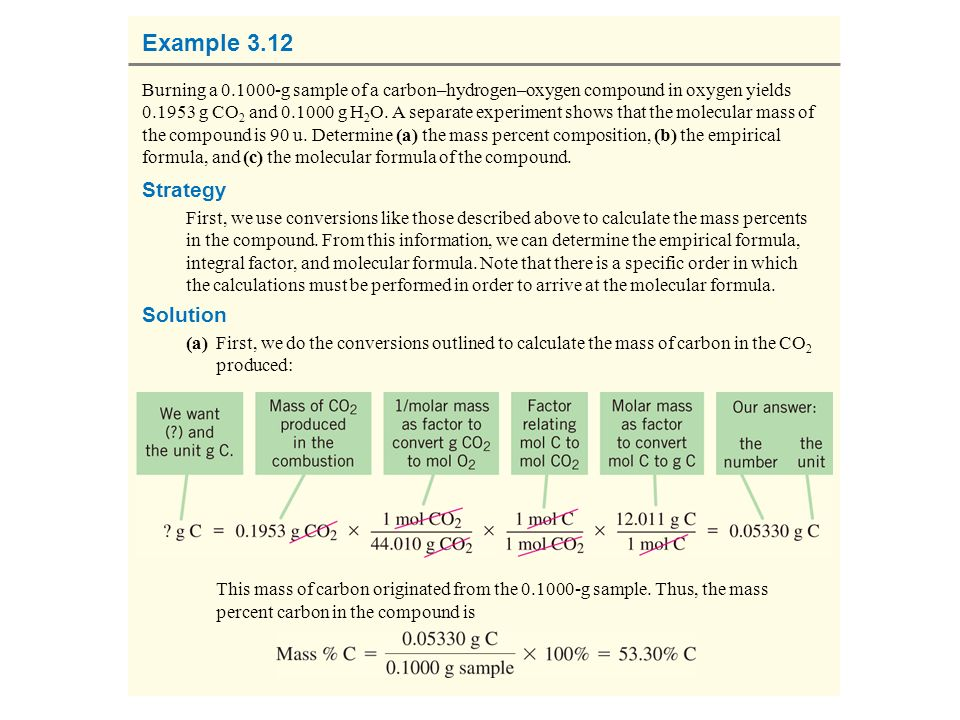 Example 31 strategy solution exercise 31a exercise 31b ppt 20 example 312 strategy solution ccuart Images