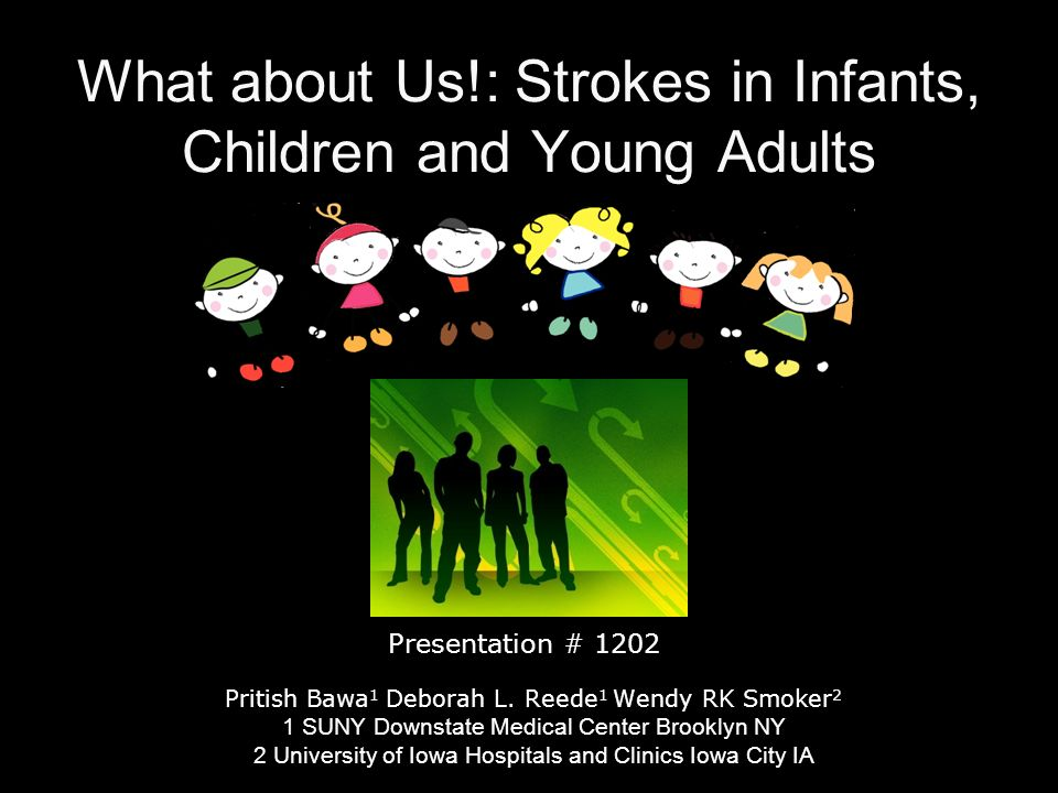 what causes strokes in young adults