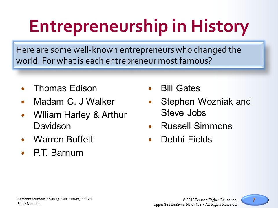 history of entrepreneurship worldwide But where did entrepreneurship begin who were the first entrepreneurs in a  global economy dominated by big businesses, what does the.