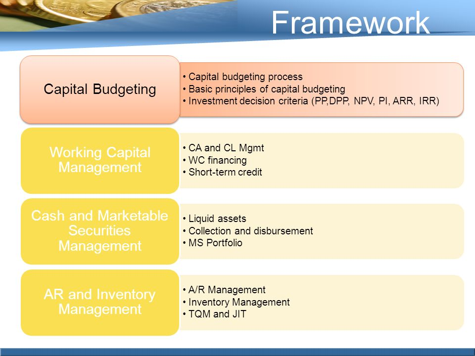 Capital Budgeting: The Importance Of Capital Budgeting