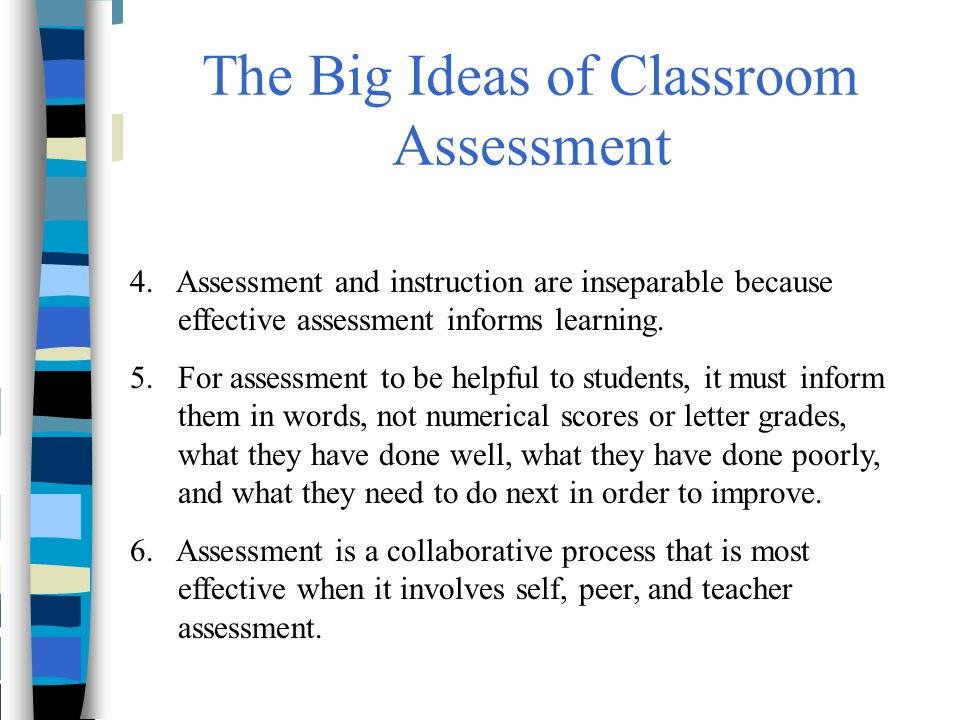 Collaborative Assessment In The Classroom ~ Nesa spring educators conference keynote ppt video