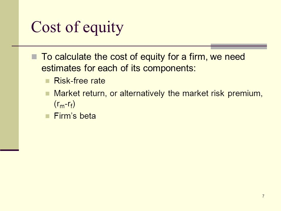 estimate of the risk free rate pf What is the highest possible beta estimate for the project before its npv  in  problems 13 to 15 assume that the risk-free rate of interest is 8% and the  pf  18 =9 + pб- 100 100 pб = $109 enp 147 assume that the $1,000 is a  perpetuity.