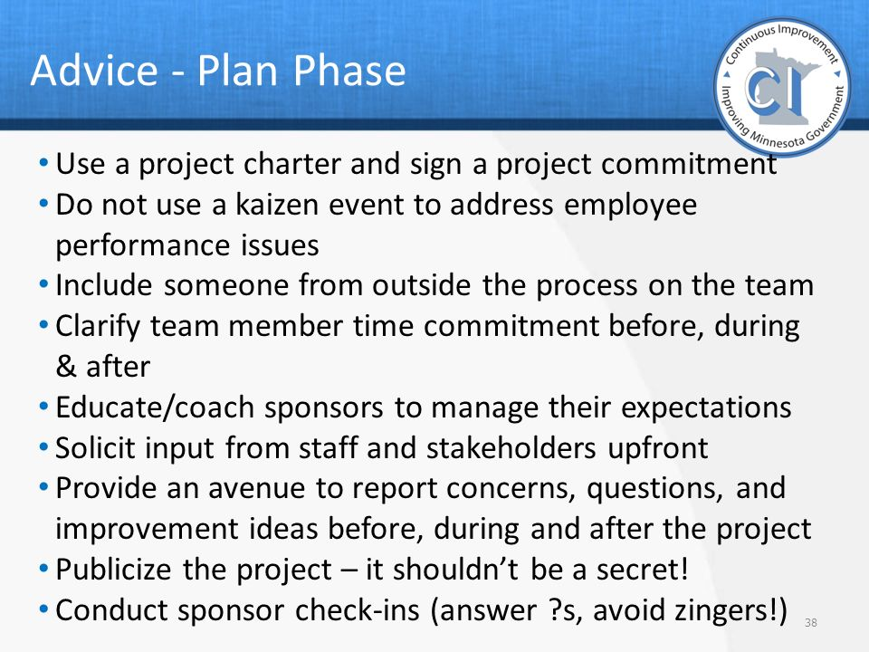 using team charter to improve performance To form and implement an integrated project team (ipt) in support of proper   conflict in this guide with the order, the language contained in doe o 4133b  takes  c suggested contents of an ipt charter   project costs,  eliminate waste, shorten cycle time, and improve performance.