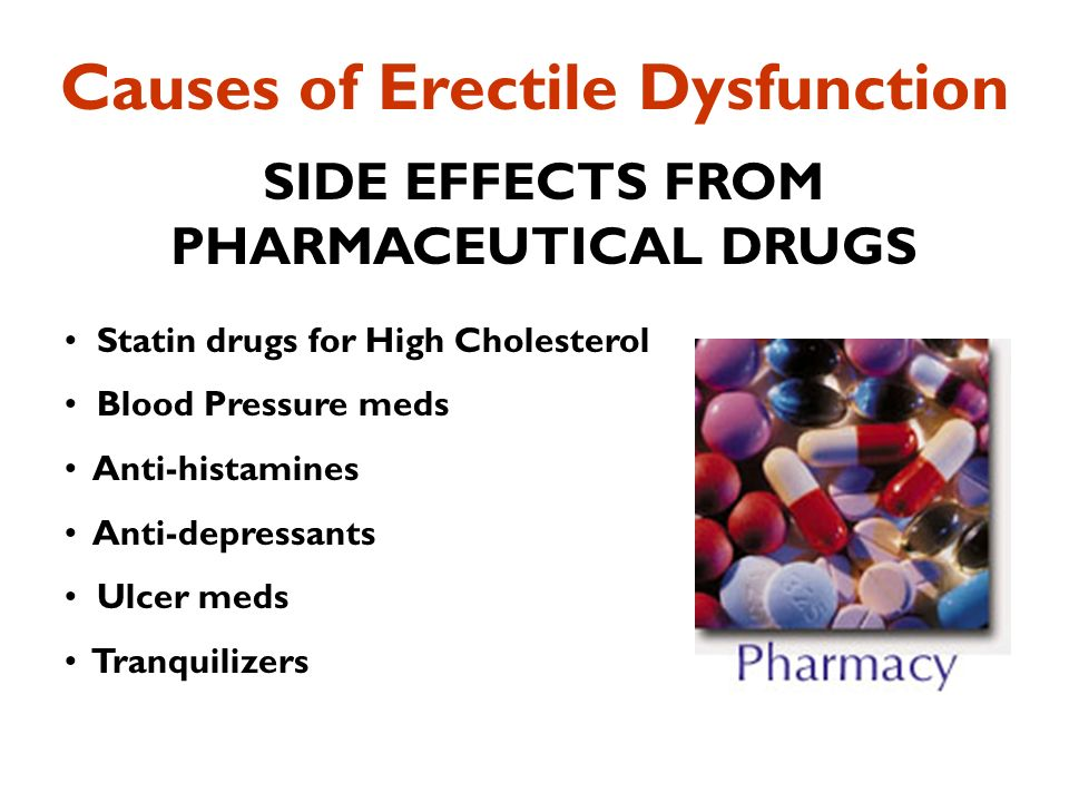 an analysis of erectile dysfunctions in american men Baltimore -- eighteen million american men ages 20 or older have erectile dysfunction, generally attributed to the effects of diabetes, hypertension, or physical inactivity, researchers here reported.