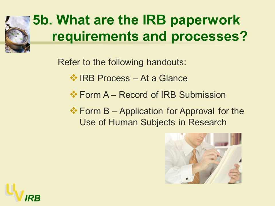 Institutional Review Board - ppt download