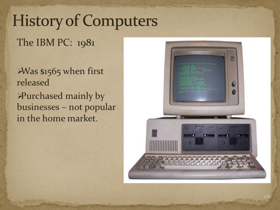 history of computers famous quotes about computers   ppt
