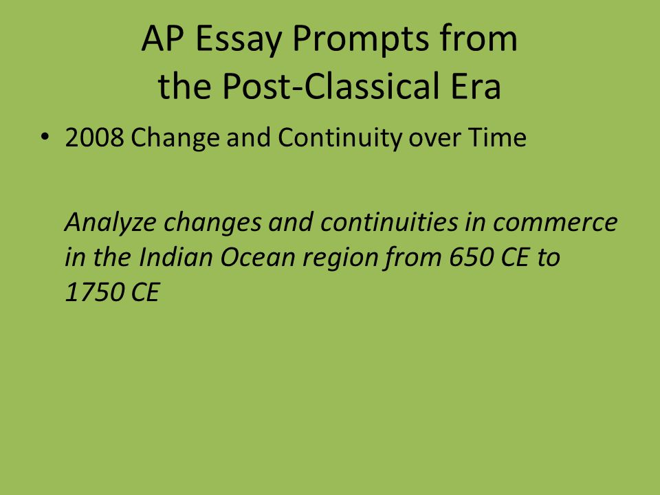 silk roads changes and continuities essay