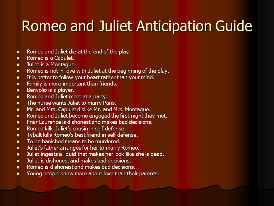 romeos poor decisions Start studying romeo/juliet character motivations learn vocabulary, terms, and more with flashcards, games, and other study tools.