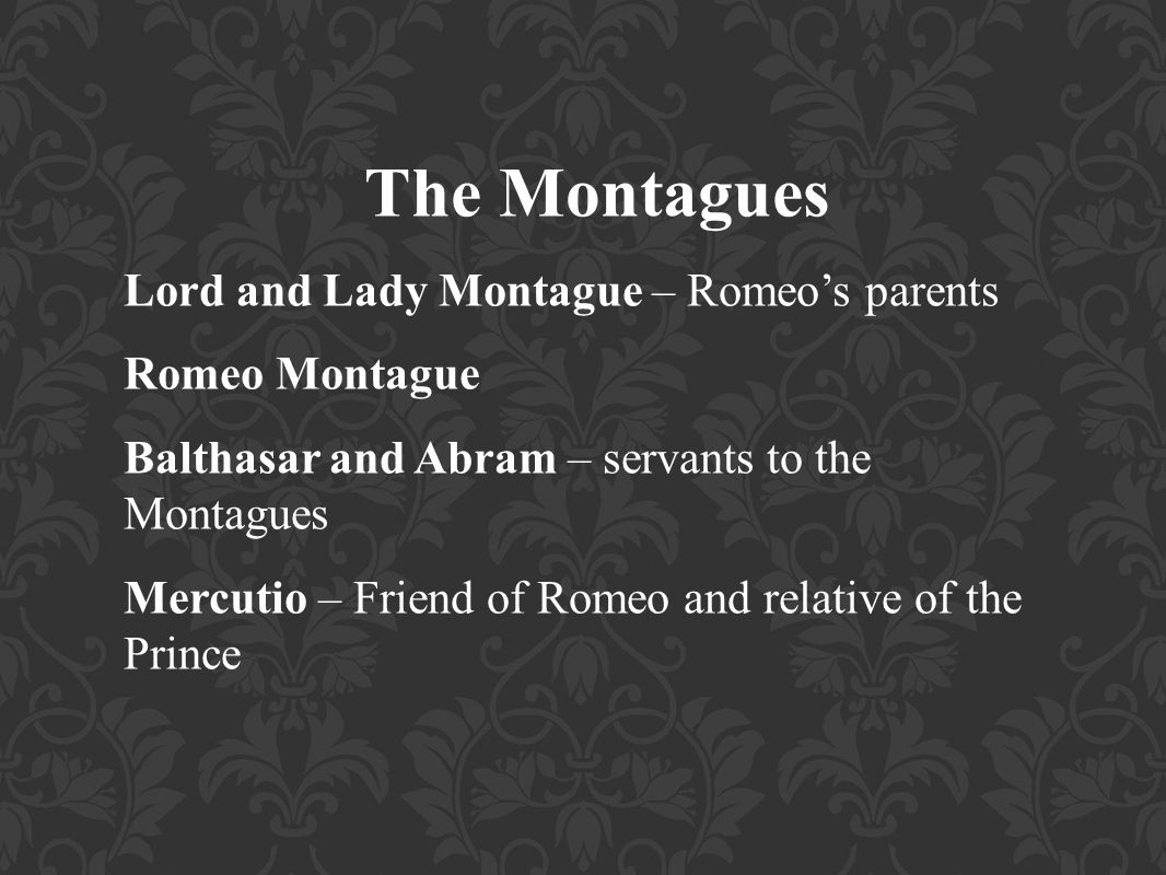 romeo and juliet relationship with their parents essay Romeo and juliet discuss the relationships between parents and children in romeo and juliet how do romeo and juliet interact with their parents are they.
