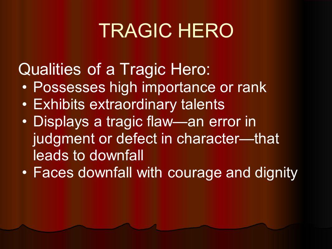 importance of tragic flaw critical essay
