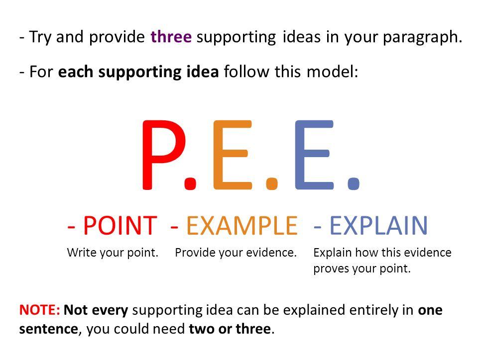 Point write
