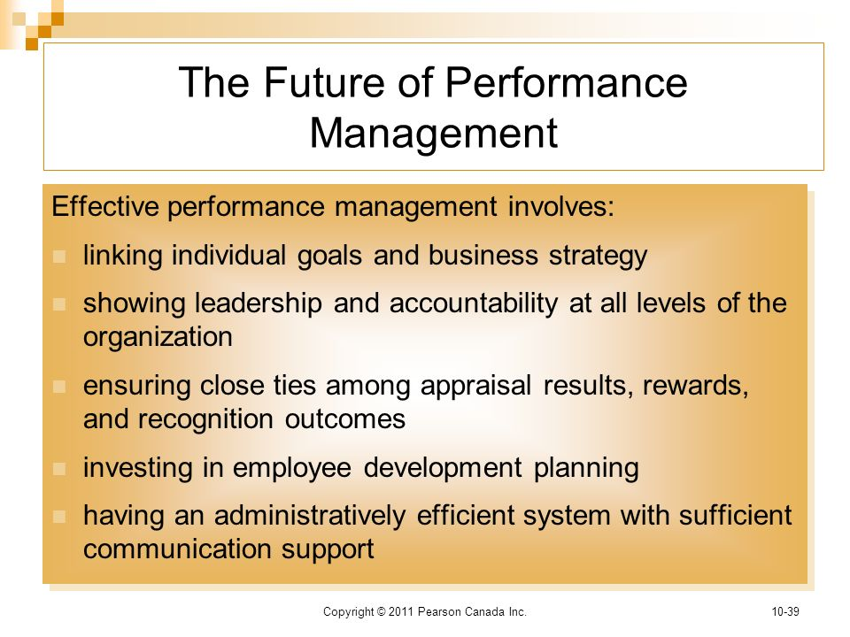 performance management system in business organization The aim of this report is to provide analysis on how the organization can improve the performance management system which should link employee.